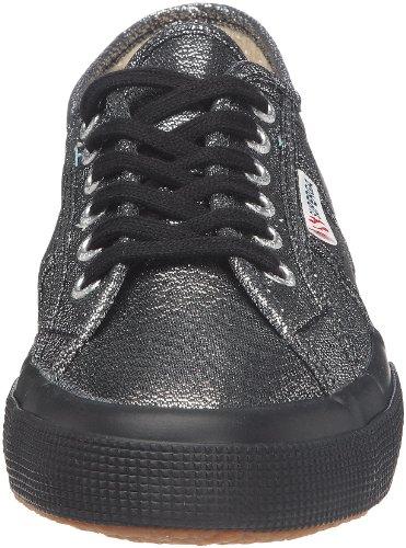 Superga 2750 Lamew, Sneaker a Collo Basso Unisex – Adulto Nero (Full Black)
