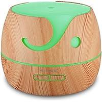 Hysure Aroma Diffuser Luftbefeuchter Ultraschall Holz Duftlampe Elektrisch Aroma Diffusor Holzoptik Humidifier... preisvergleich bei billige-tabletten.eu