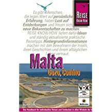 Reise know-how: Malta, Gozo, Comino