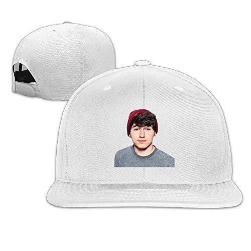 r verstellbar Fashion Baseball Hat Gr. One size, weiß ()