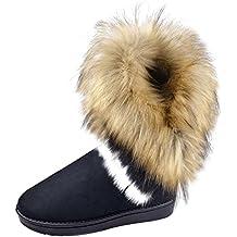 huge discount cf951 bf215 Suchergebnis auf Amazon.de für: boots mit fell - Leder