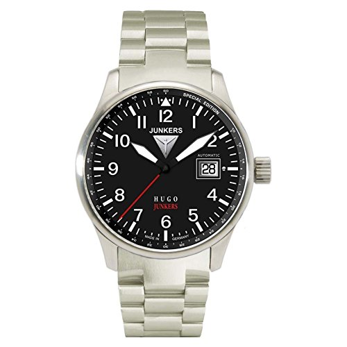 Junkers reloj hombre Hugo Junkers 6650-M2
