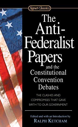 The Anti Federalist Papers por Ralph Ketcham