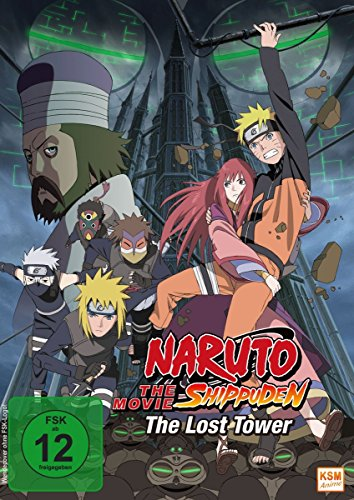 Naruto Shippuden - The Movie 4: The Lost Tower (The Movie Naruto Shippuden)
