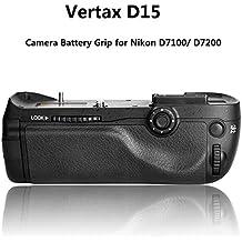 PIXEL Vertax D15 Empuñaduras para Nikon D7100/D7200 Cámara DSLR …