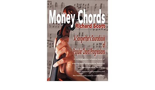Buy Money Chords A Songwriters Sourcebook Of Popular Chord