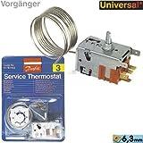 Danfoss Service Thermostat Nr. 3 - 077B7003 077B6... - für ***- Kühlschrank
