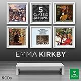 Emma Kirkby-5 Classic Albums