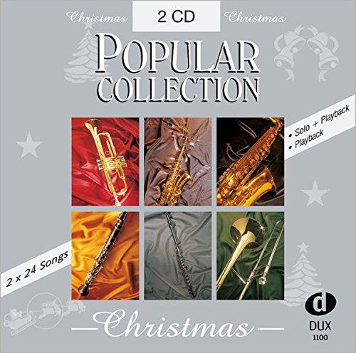 Popular Collection Christmas, Doppel-CD, Halb- und Vollplayback