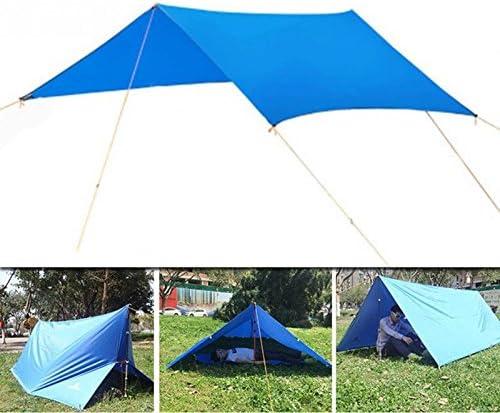 Malilove 1 confezione, tenda da da da sole grande Tenda tenda da sole impermeabile Escursionismo tenda portatile Tenda da campeggio esterna tenda 3x3m Tenda grande telo B07HF9K7YX Parent | Aspetto Gradevole  | Tocco confortevole  3363c1