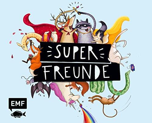 Superfreunde – Das Freundebuch