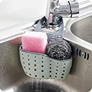 Sink Storage Basket - Sink Caddy Soap and Sponge Holder Drying Rack Holders Dish Drying Rack Sink Shelf, by As