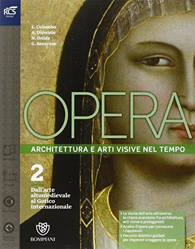 Opera. Openbook-Come leggere l'opera d'arte-Extrakit. Per le Scuole superiori. Con e-book. Con espansione online: Opera 2. Openbook-Come leggere ... Con e-book. Con espansione online