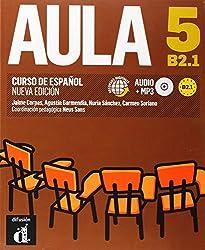 Aula 5 Curso de espanol : Nueva edicion (1CD audio MP3)