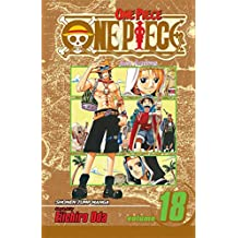 One Piece Manga, Volume 18