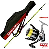 Best Surf Canne - linea-effe Canna Pesca Surf Personal Caster 420 + Review
