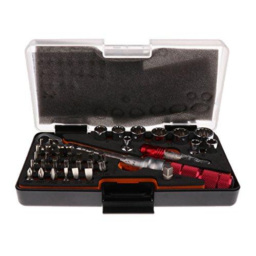 FLAMEER Kit Caja Herramientas Reparación - Llave