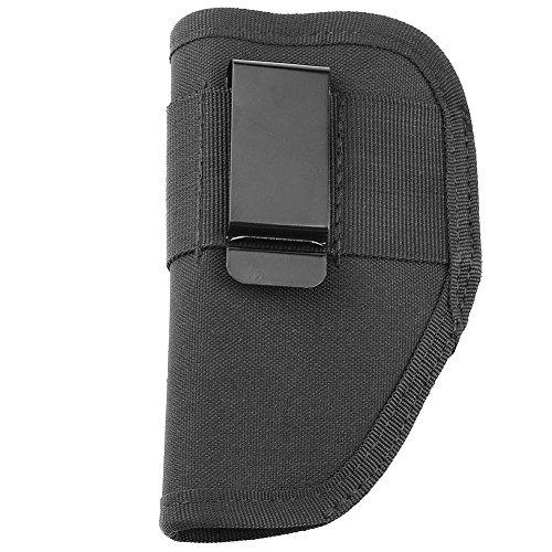 Nelnissa Verdeckte Knöchelbein-Holster-Tasche für Outdoor-Ausrüstung (Schwarz) -