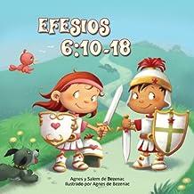 Efesios 6:10-18: La Armadura de Dios (Capítulos de la Biblia para niños)