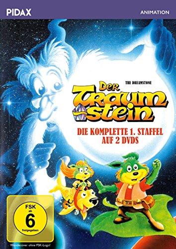 Bild von Der Traumstein, Staffel 1 (The Dreamstone) / Die ersten 13 Folgen der Fantasy-Zeichentrickserie (Pidax Animation) [2 DVDs]