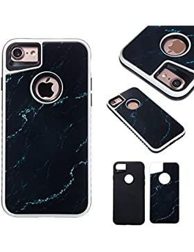 iPhone 7 Plus Funda Gel Mate,Wouier® Ultra ligero Ultra Slim TPU Bumper Case dibujos animados Silicona Carcasa...