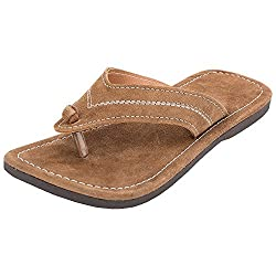 Footrendz Mens Ethnic Satisfying Flats (11 UK)