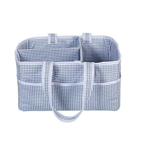 Bulary Folding Ablagekorb Praktische große Kapazität Klapp Aufbewahrungstasche für Spielzeug, Tuch Organizer, Buch Lagerung, Lagerung Cube