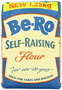 Be-Ro Self Raising Flour 1.25 Kg (Pack of 10)