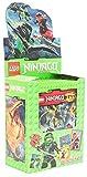 Unbekannt Durchgeknallt -Top Media 910692 - Lego Ninjago Sticker, Sammelfiguren