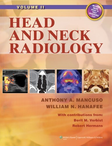 Head and Neck Radiology by Anthony A. Mancuso (2010-10-01)