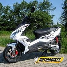 Matador Scooter JJ50QT-17 50cc 2 Takt 25 km/h Mofa
