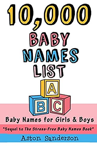 10,000 Baby Names List: Baby Names for Girls & Baby