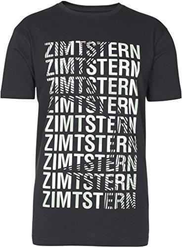 Zimtstern T-Shirt TSM Rerunz Schwarz Schwarz