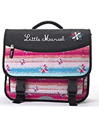 Little marcel - Grand Cartable Little Marcel ref_syd41151-lms rainbow-41*32*14
