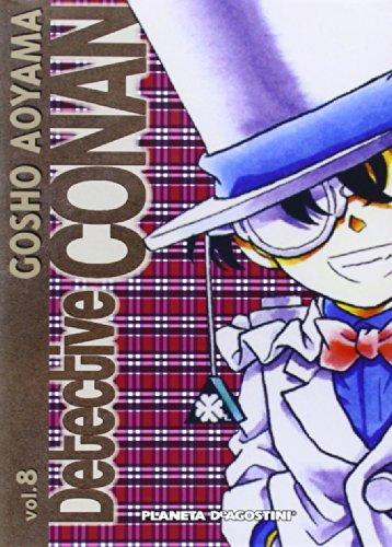 Detective Conan nº 08 (Nueva Edición) (DETECTIVE CONAN NUEVA EDICION) por Gosho Aoyama