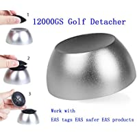 Golf Detacher Magnetic Security Tag Remover Intensity Magnet Tag unlocker Opener Anti-theft EAS System, Suitable for all RF Hard Tags