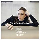 Avdeeva Y./Schubert, Prokofiev, Chopin