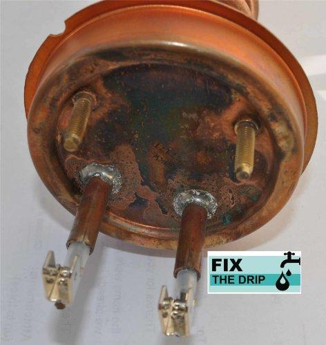 Montage SG06151 Galaxy heater element 3kW MX MX3 durchgang AQUA 3XL Glen Dimplex Schlauchwasserwaage 3