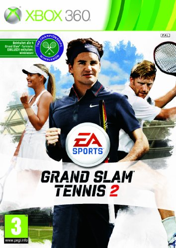 Grand Slam Tennis 2 [PEGI]