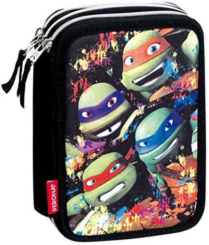Plumier Tortugas Ninja Together Triple