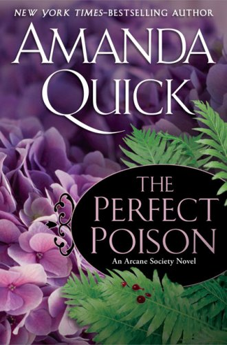 Book cover for The Perfect Poison