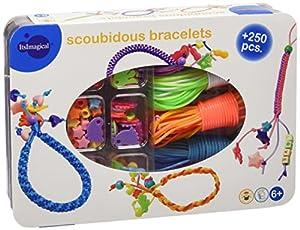 itsImagical - Scoubidous bracelets, juego creativo, multicolor (Imaginarium 82711)