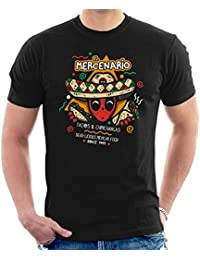 El Mercenario Deadpool Men's T-Shirt