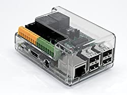 Clear Transparent Case For Piface Digital 2 Enclosure Box