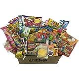 40 dulces japoneses y merienda Set MAYO POPIN COOKIN + kitkat japonés + otro dulce popular