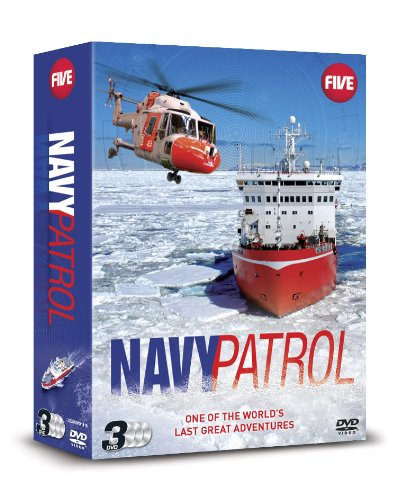 Navy Patrol [DVD] [UK Import]