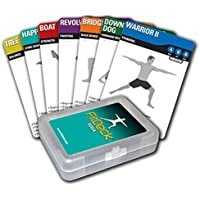 FitDeck Yoga Exercise Playing Cards