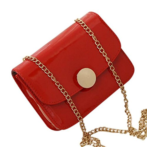 kangrunmy-nuova-borsa-classica-retr-in-vernice-catena-della-spalla-messenger-anguria-rossa