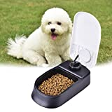 yunt Mangiatoia Automatica 2kg mangime per animali domestici Piccoli Cani Gatto con funzione timer