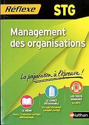 Management des organisations STG